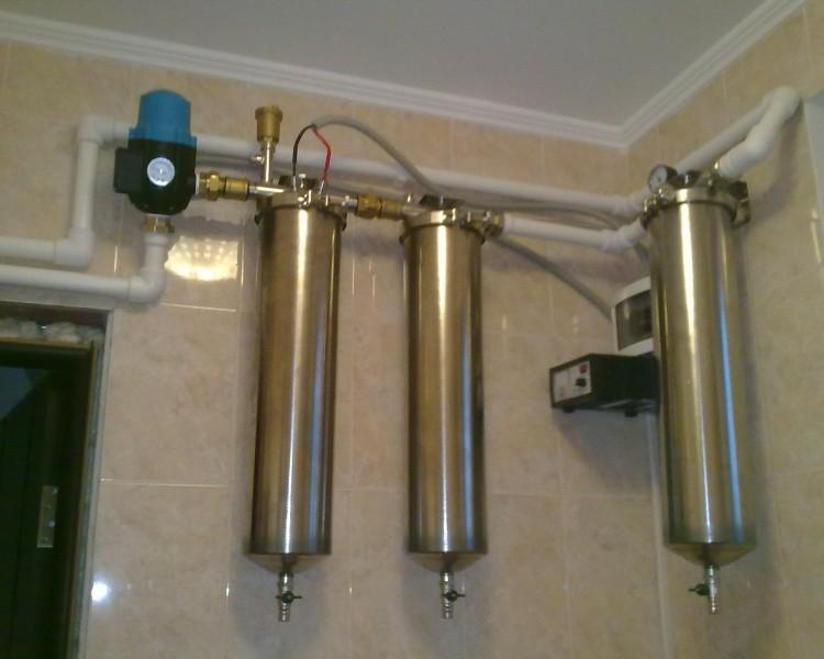 Необходимость обезжелезивания артезианской воды