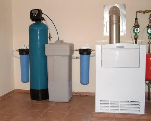 правильная водоподготовка